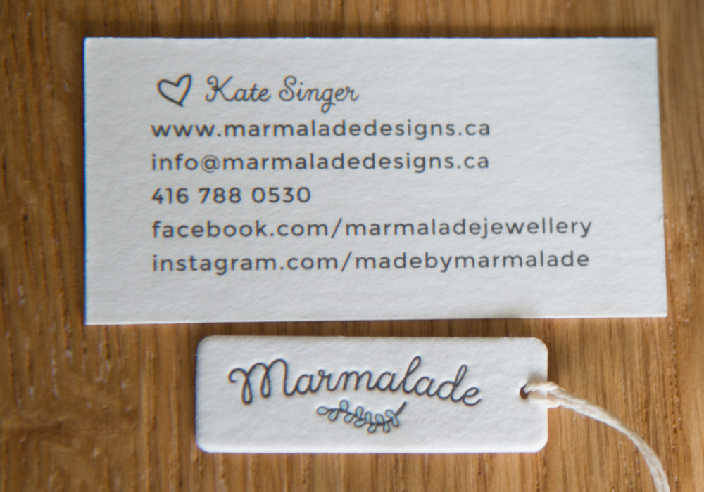 Marmalade. This Toronto small business is kicking butt.